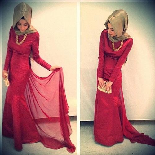 d1c234d5bf25216b300565e886c03523 طريقة اختيار الطرحة المناسبة للفستان خاصة فستان السهرة